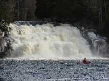 Second Prize: Marge Madore - Twin Falls Kayakers