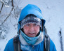 "Portrait: Art Boni, ""Copper Kiln Hike -17°F"""