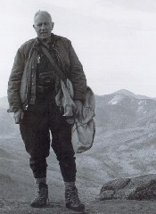 Clarence on Giant Mountain, 1975